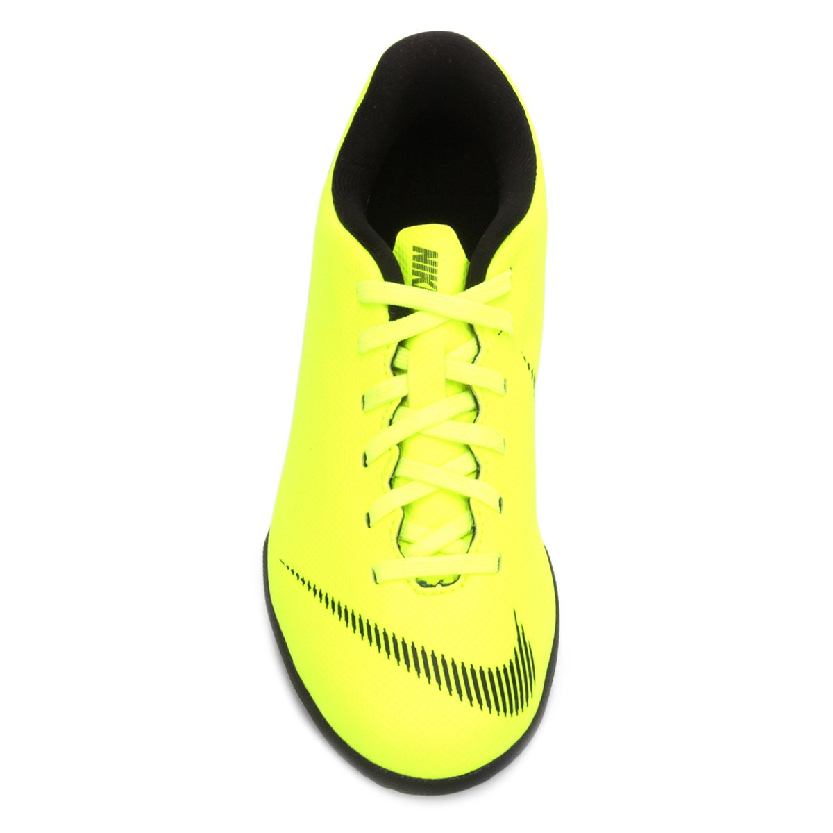 8f1d9b73e0 Chuteira Futsal Infantil Nike Mercurial Vapor 12 Club - Verde e ...