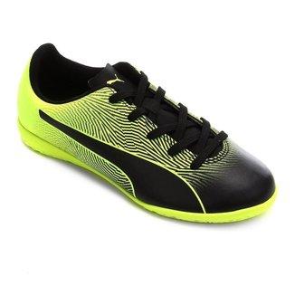 Chuteira Futsal Infantil Puma Spirit II IT Jr Bdp
