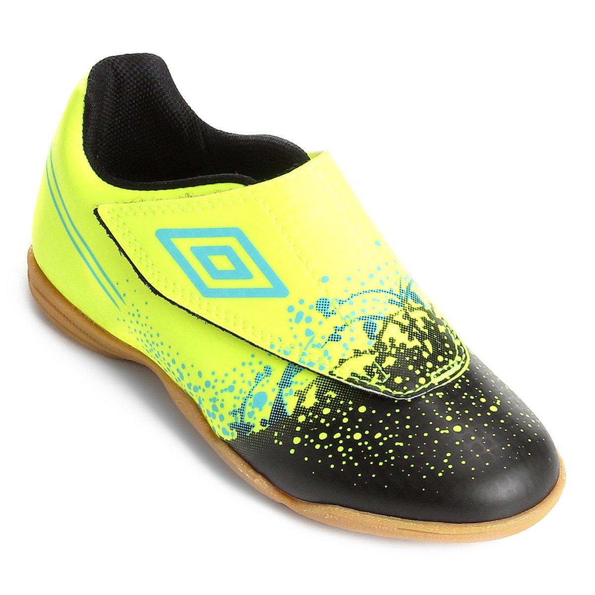 4b533228e6 Chuteira Futsal Infantil Umbro Wave