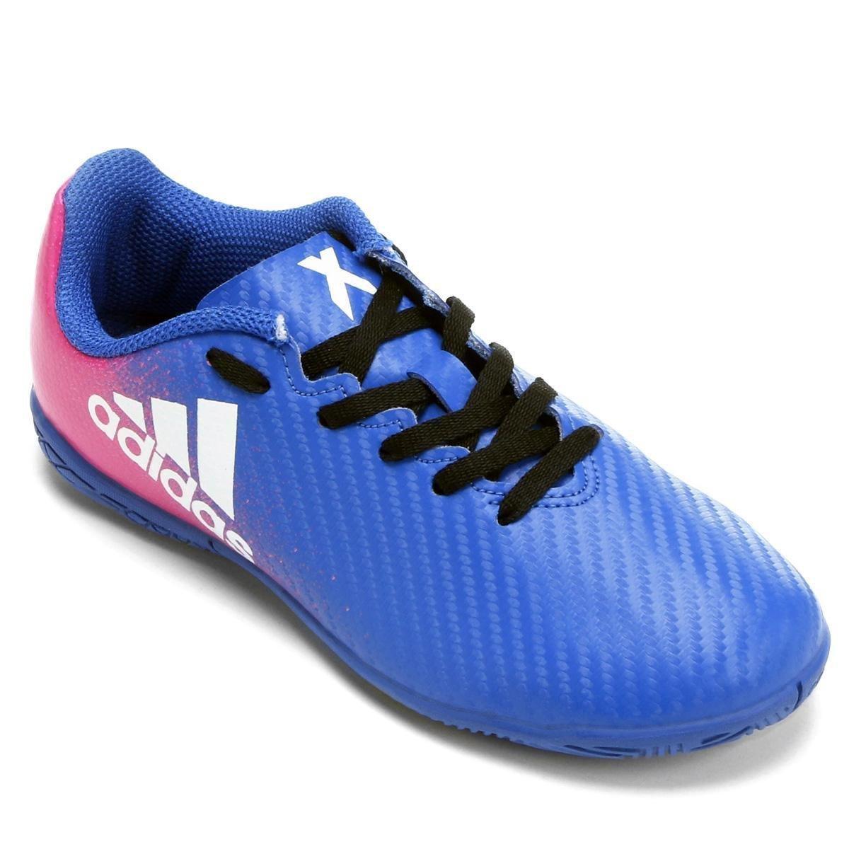 02632f2d55ee9 Chuteira Futsal Juvenil Adidas X 16 4 IN | Allianz Parque Shop