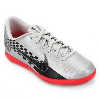 Chuteira Futsal Juvenil Nike Mercurial Vapor 13 Club Neymar Jr IC