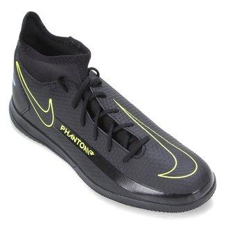 Chuteira Futsal Nike Phantom GT Club DF