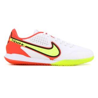 Chuteira Futsal Nike Tiempo React Pro