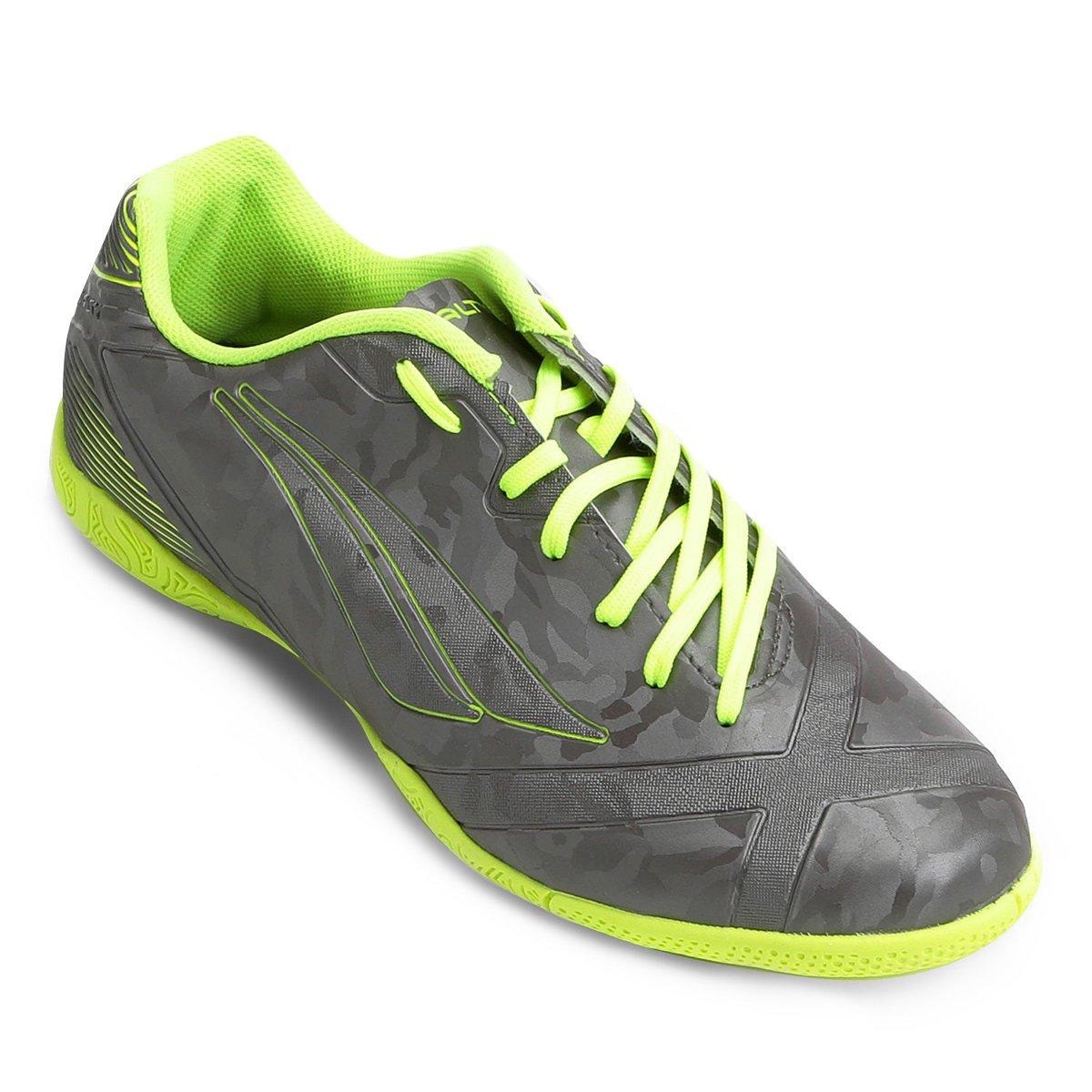 Chuteira Futsal Penalty Victoria RX VIII - Amarelo - Compre Agora ... 34d114e125e05