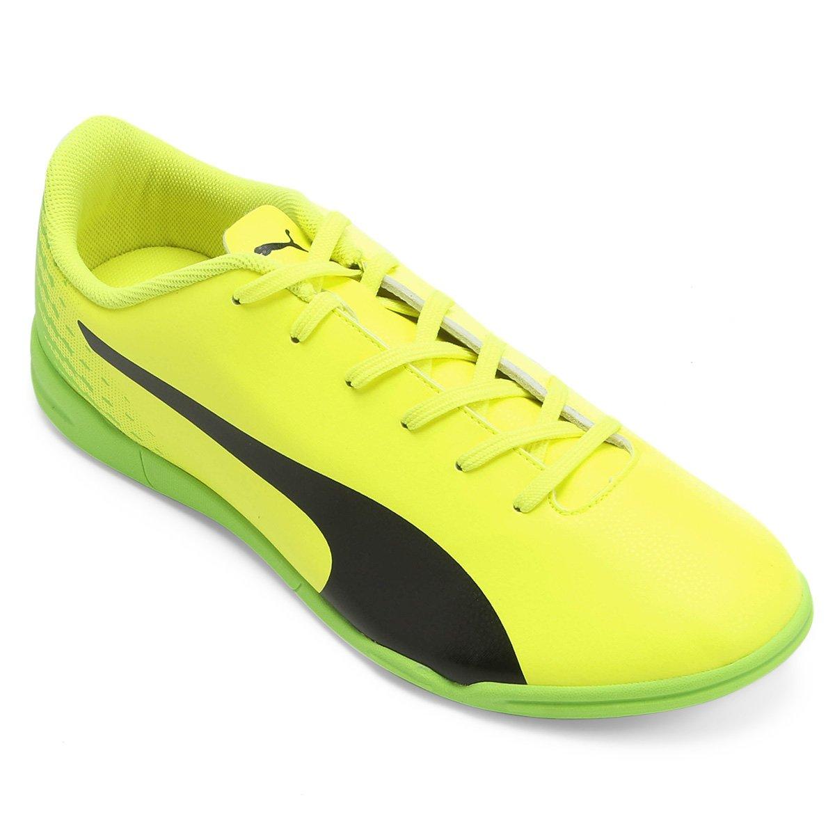 1d4abae75da Chuteira Futsal Puma Evospeed 17.5 IT - Compre Agora