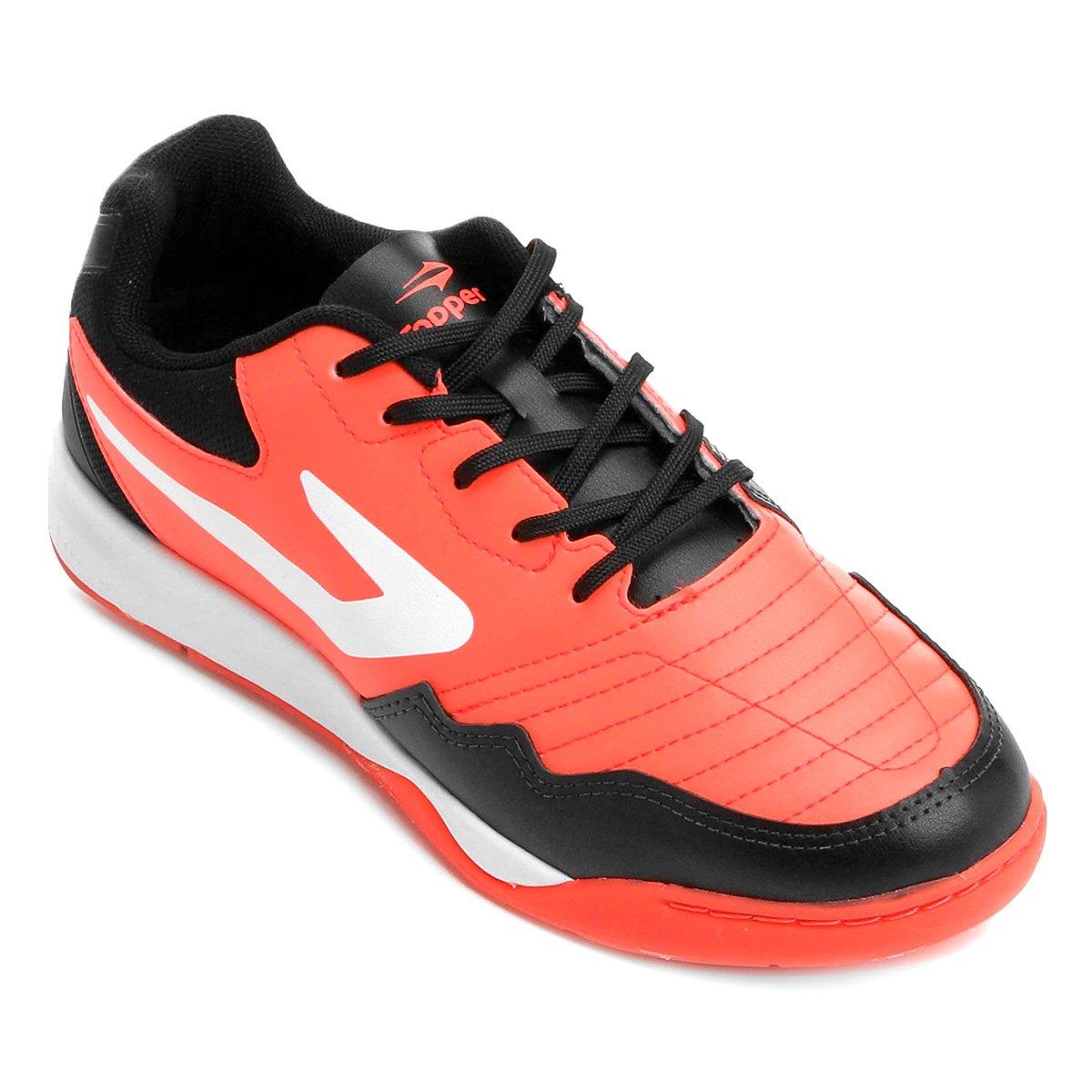 c56761a9b Chuteira Futsal Topper Dominator TD