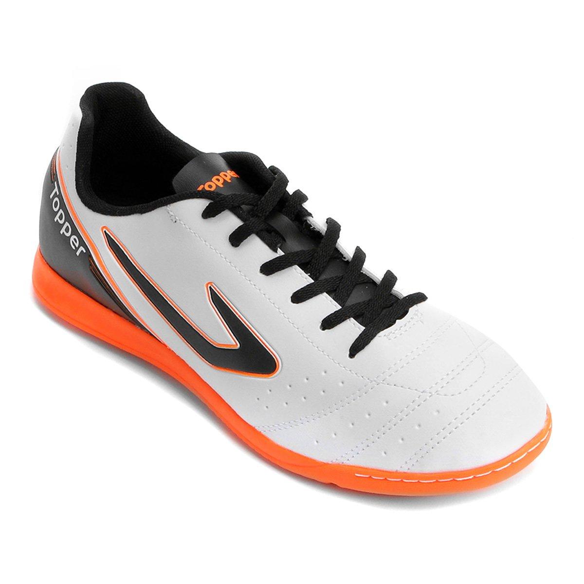 524a82a5c6 Chuteira Futsal Topper Drible - Compre Agora