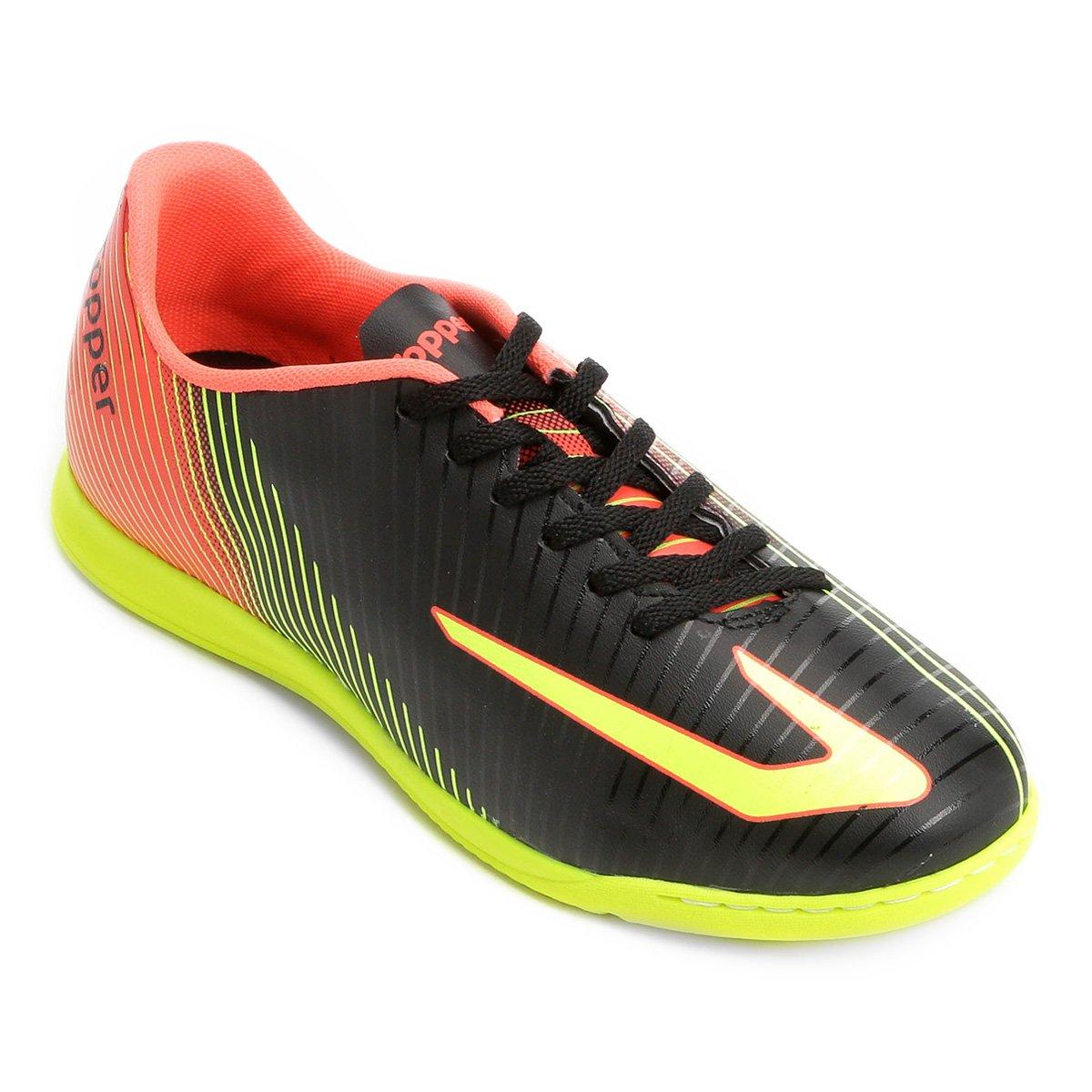 f955d5748 Chuteira Futsal Topper Ultra
