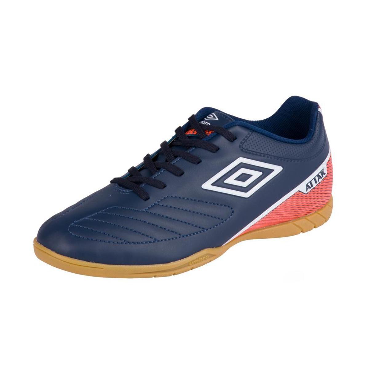 7bd69cd6af5 Chuteira Futsal Umbro Attak II - Compre Agora