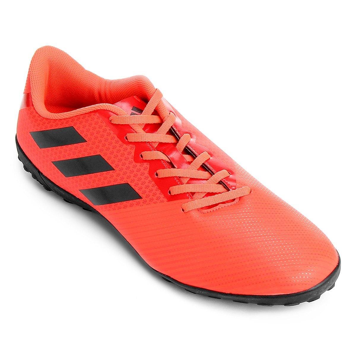 Chuteira Society Adidas Artilheira 17 TF - Vermelho - Compre Agora ... e7f912e83ae08
