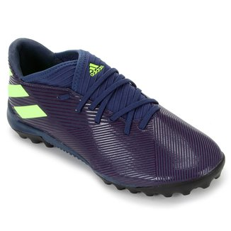 Chuteira Society Adidas Nemeziz Messi 19 3 TF