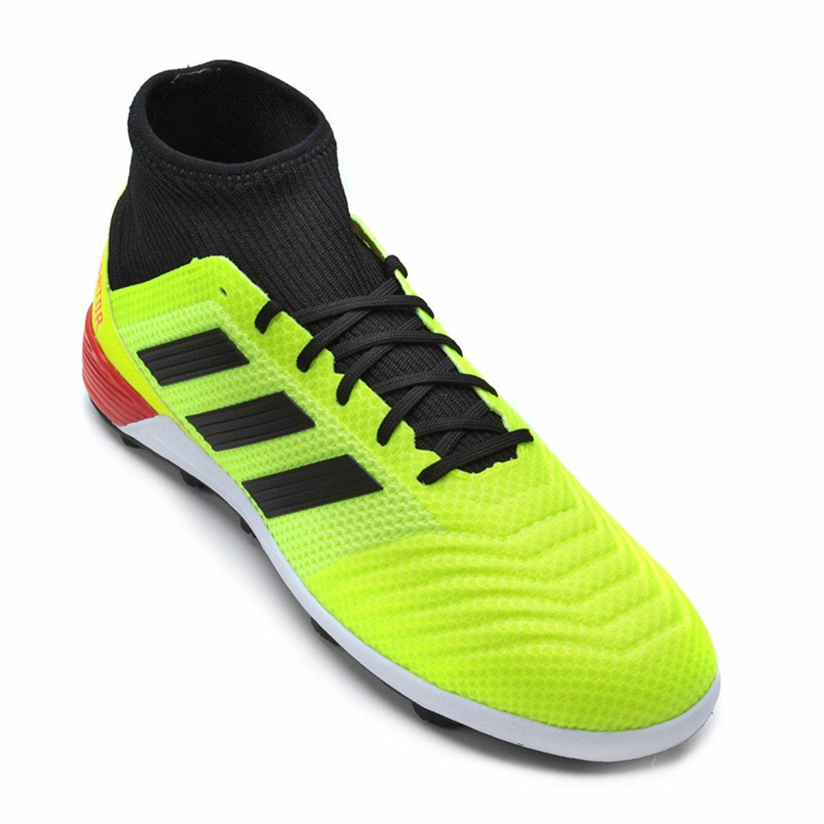 5b4cc69c30 Chuteira Society Adidas Predator TAN 18 3 TF