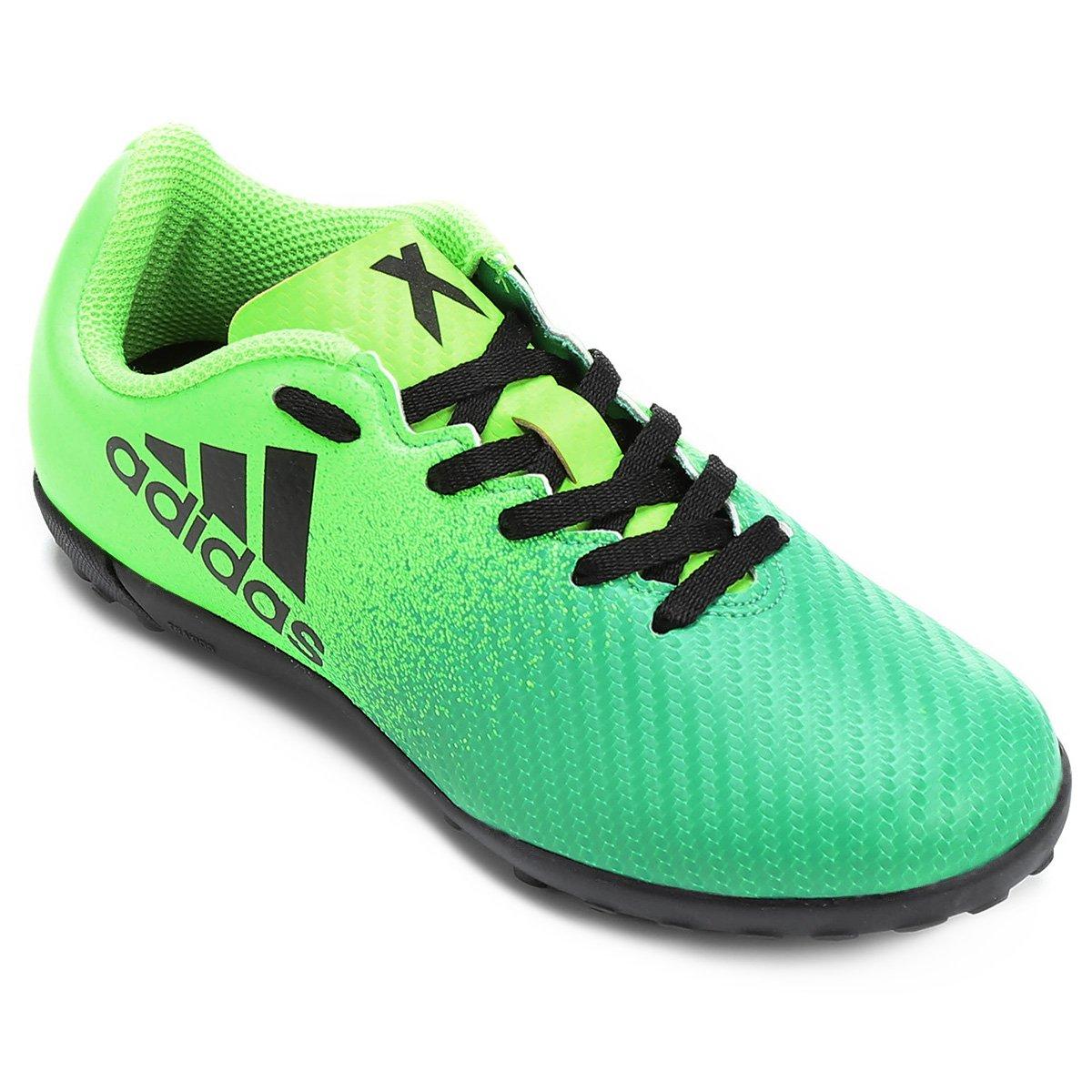 1250587501fe2 Chuteira Society Infantil Adidas X 16.4 TF - Compre Agora