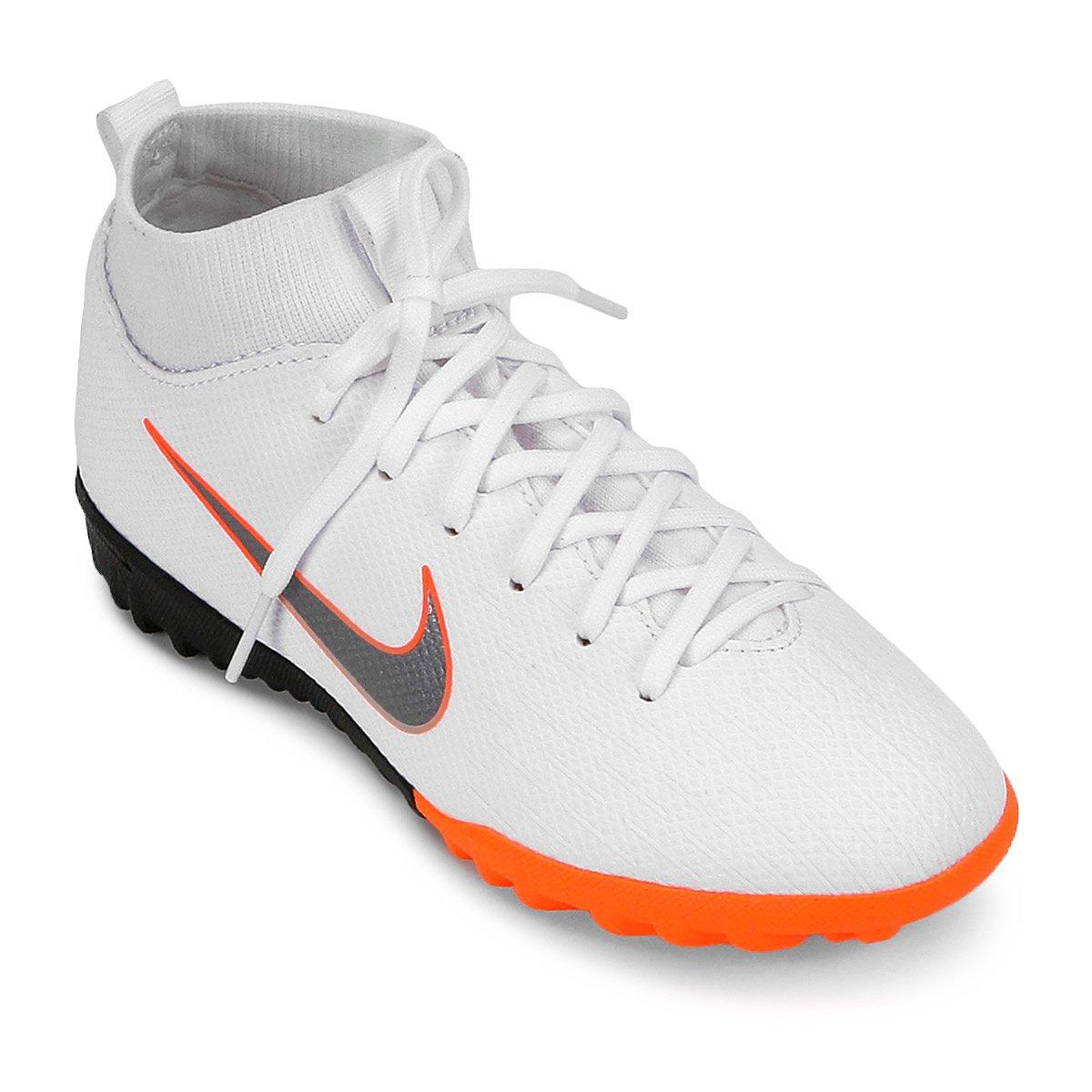 84df5606080a7 Chuteira Society Infantil Nike Mercurial Superfly 6 Academy GS TF - Compre  Agora