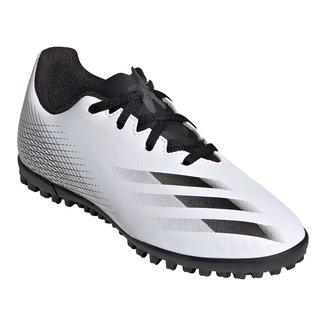 Chuteira Society Juvenil Adidas X Ghosted 20 4