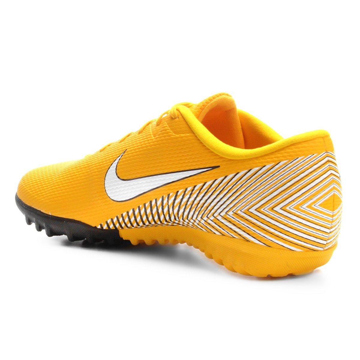 f8671e12f329c Chuteira Society Nike Mercurial Vapor 12 Academy Neymar TF - Compre ...