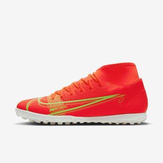 Chuteira Society Nike Superfly 8 Club
