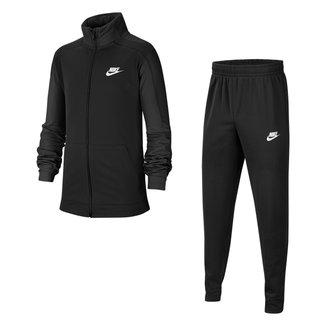 Conjunto De Agasalho Infantil Nike Sportswear Core Futura PLY TRK