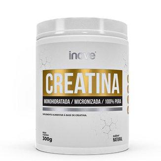 Creatina 100% Pura 300g Inove Nutrition