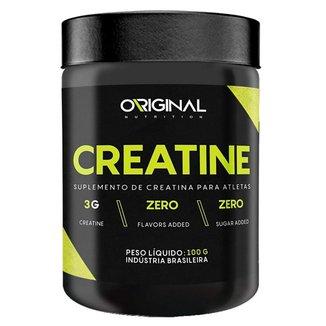 Creatina 100% Pure 100g - Original Nutrition