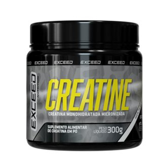 Creatina Exceed Pote 300G