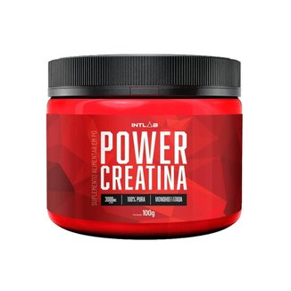 CREATINA POWER (100g) - INTLAB