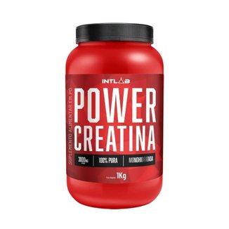 CREATINA POWER (1kg) - INTLAB