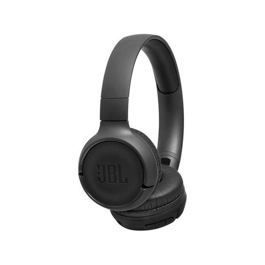 Fone de Ouvido JBL T500 On Ear Bluetooth - Preto