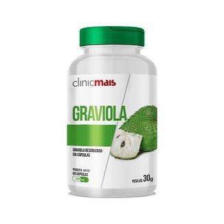 Graviola  Clinic Mais   60 Cápsulas
