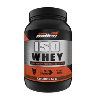 Iso Whey Excell 90 - 900G - New Millen