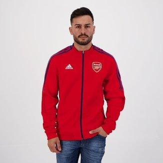 Jaqueta Adidas Arsenal Hino Vermelha