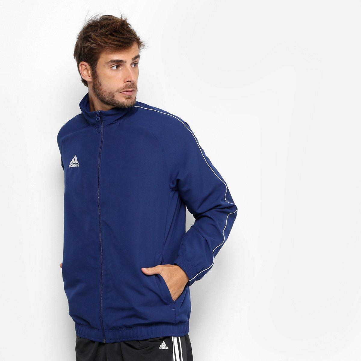 Jaqueta Adidas Viagem Core 18 Masculina - Compre Agora  ae0b268939fa5