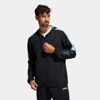 Jaqueta Adidas Wb Prime Blue Masculina