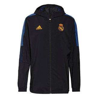 Jaqueta Apresentação Real Madrid Adidas