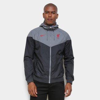 Jaqueta Corta Vento Liverpool Nike Masculina