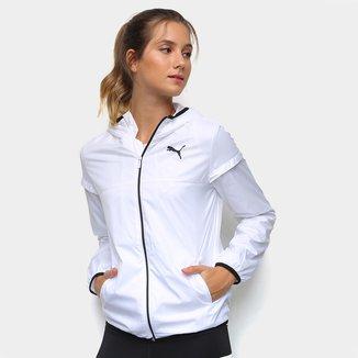 Jaqueta Corta Vento Puma Essentials Solid Feminina