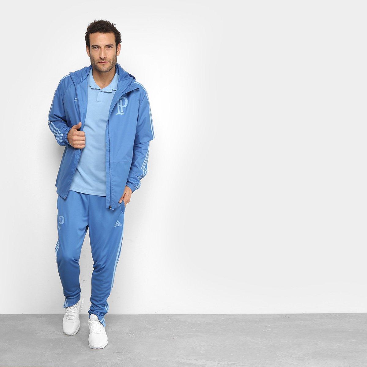 Jaqueta de Chuva Palmeiras Adidas Masculina - Compre Agora  31174634fc2eb