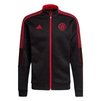 Jaqueta Hino Manchester United Adidas