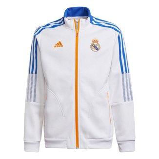 Jaqueta Hino Real Madrid Adidas