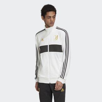 Jaqueta Juventus Adidas 3-Stripes Track Top Masculina