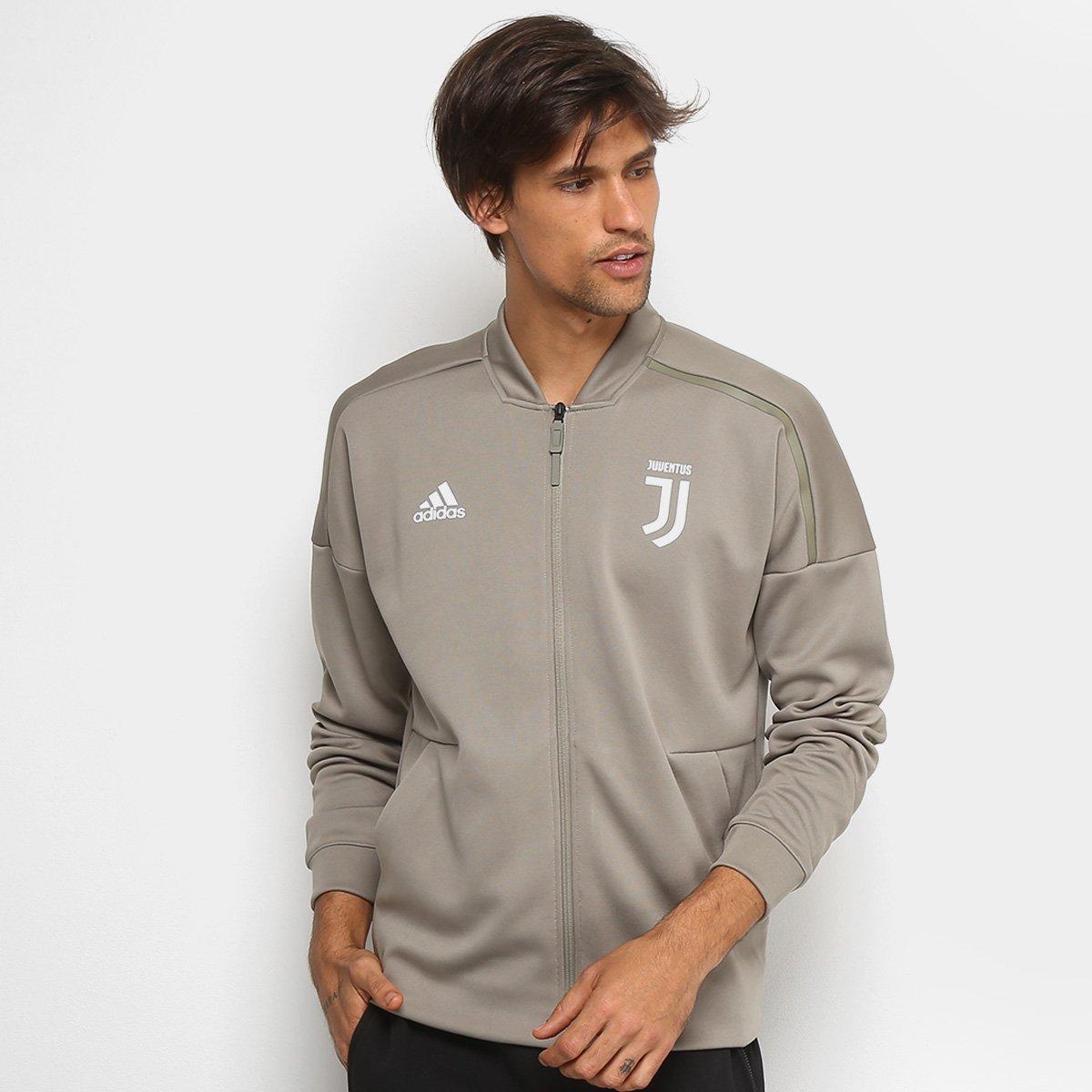 Jaqueta Juventus Adidas ZNE Masculina - Branco - Compre Agora ... 871b1da172dff