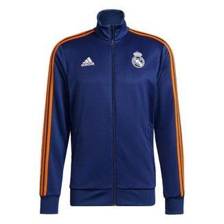 Jaqueta Real Madrid 3-Stripes Adidas