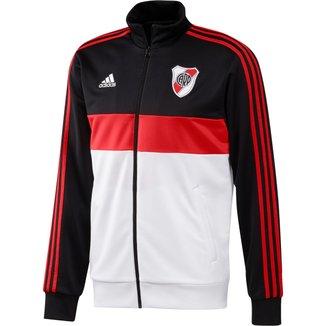 Jaqueta River Plate Adidas Track Top Masculina