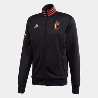 Jaqueta Seleção Bélgica Adidas 3S Masculina