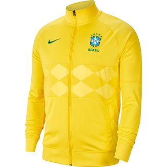 Jaqueta Seleção Brasil 20/21 Hino Nike Masculina
