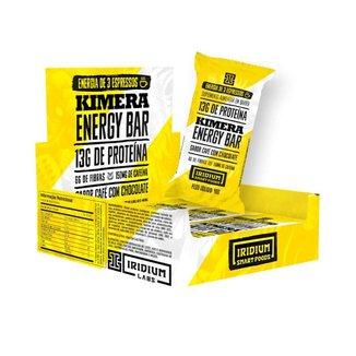 Kimera Energy Bar (cx c/ 12uni) - Iridium Labs