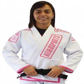 Kimono Keiko Jiu-Jitsu Feminino