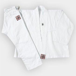 Kimono Keiko Juvenil Reforçado