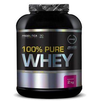 Kit 5X 100% Pure Whey - 2000g  - Probiótica