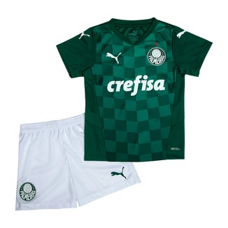 Kit Palmeiras Infantil I 21/22 s/n° Torcedor Puma